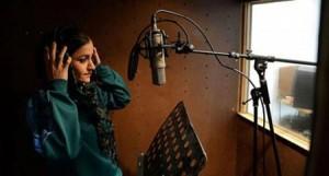 تصاویر خوانندگان زیبای زن افغان