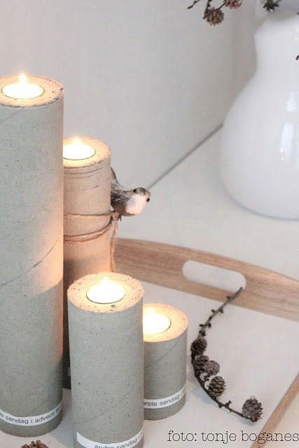 ایده های خلاقانه بسیار زیبا با مقوای بازیافتی دستمال توالت