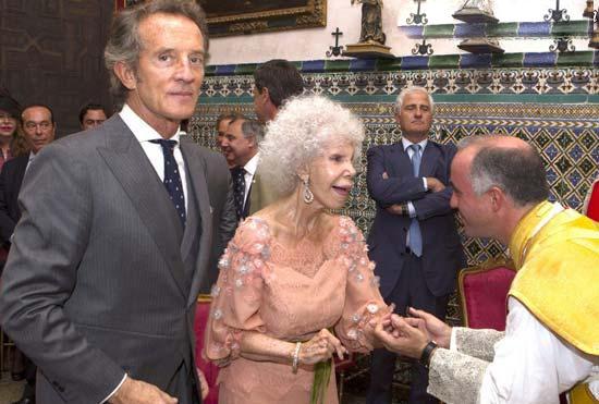ازدواج عجیب این زن پیر حتی به قیمت از دست دادن فرززندان و کل ثروتش