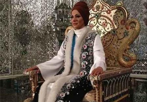مصاحبه جنجالی با ساغر عزیزی بازیگر نقش فرح
