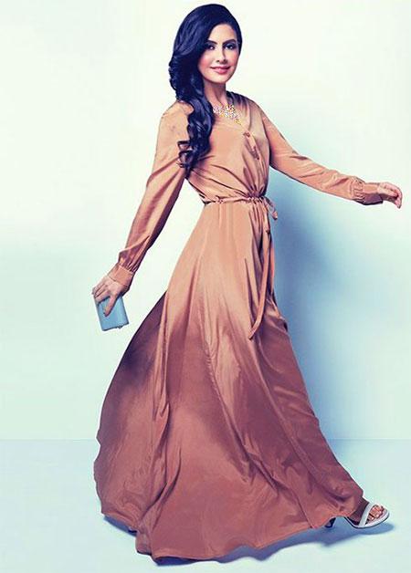 کلکسیون لباس زنانه برند دی کی ان وای 2015 به مناسبت رمضان
