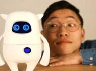 این روبات زیبا و مهربان هوش و احساس دارد