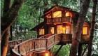زیباترین کلبه های و خانه چوبی دیدنی دنیا