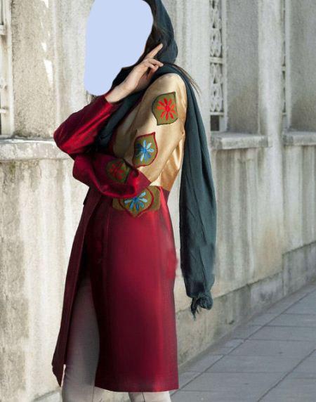 زیباترین مدل مانتو های ایرانی جذاب و شیک 2015