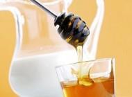 خواص مصرف شیر با گلاب و عسل