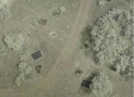 تصاویر ترسناک از مزرعه مردگان در آمریکا