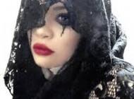 ملیکا شریفی نیا به علت چاقو کشی دستگیر شد