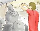 تمرین تناسب اندام حتی در پرواز