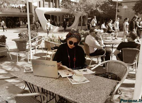 انتشار عکس های شخصی خوشگذرانی شبنم قلی خانی و همسرش در استرالیا
