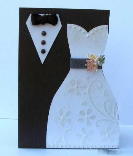 عکس کارت عروسی های فانتزی با تم عروس داماد