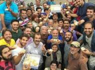 جنجال واکنش الهام غفوری به شایعه روزه خواری در پایتخت 4