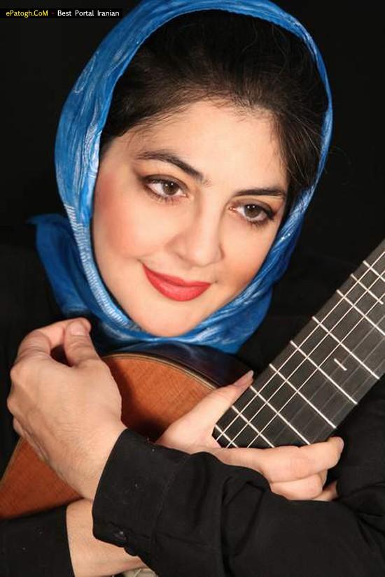 لیلی افشار و فیروزه نوایی اولین زنان دکترای نوازندگی گیتار