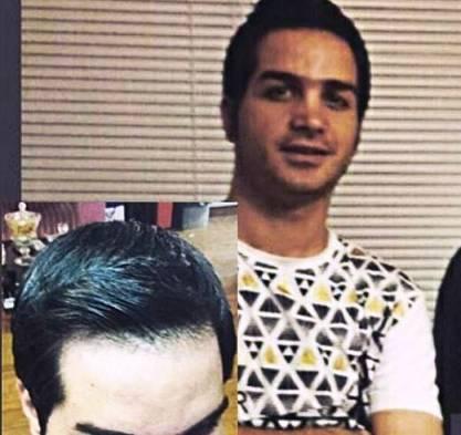 انتشار عکسی از چهره جدید محسن یگانه