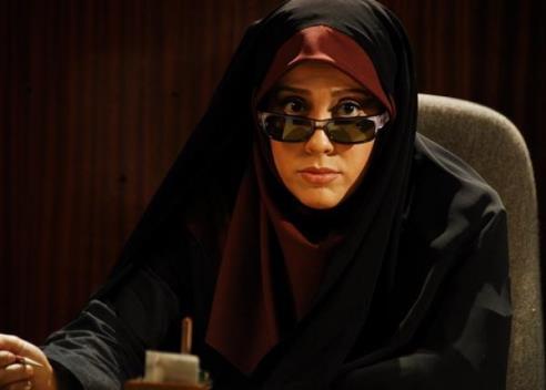 تصاویر آشا محرابی با گریم های متفاوت در فیلم پاداش