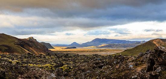 تصاویر سرزمینی رام نشدنی ایسلند
