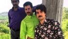 بازیگران پایتخت در حال رقص و شادی کردن بخاطر توافق هسته ای
