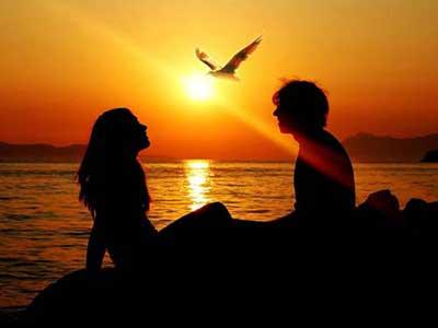 داشتن رابطه ای عاشقانه با  7 تمرین ساده
