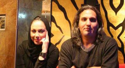 درد و دل زیبای بهنوش بختیاری از همسرش محمد رضا آریان