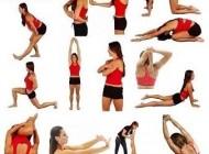 آموزش حرکات کششی به صورت تصویری