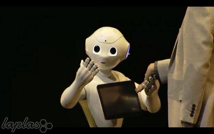 ساخت اولین روبات احساساتی دنیا با هوش مصنوعی