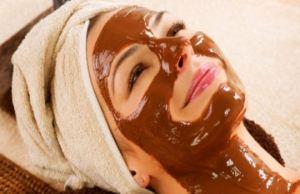 خواص ماسک زیبایی شکلات
