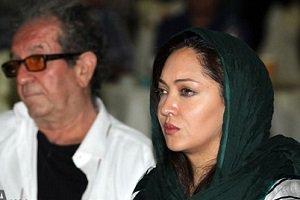 نیکی کریمی در جشن کارگردانان سینمای ایران
