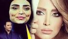 جنجال حضور الهام عرب مدلینگ زیبا و جذاب ایرانی در ماه عسل