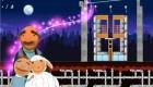 مهمان ویژه عید فطر شبکه دو کلاه قرمزی
