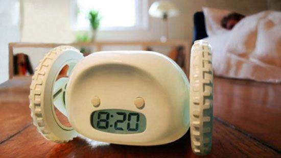 این ساعت شیطون عمرا بزاره خواب بمونی