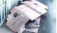 کودکان کارتن خواب مشهدی زیر نیسان له شدند +18
