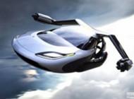 تصاویر اتومبیل پرنده 900 میلیون تومانی