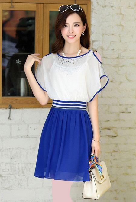 مدل های جدید تابستانه لباس دخترانه  2015
