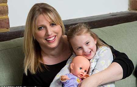 بیماری عجیب این کودک را در 1 سال و 1 ماهگی نگه داشته