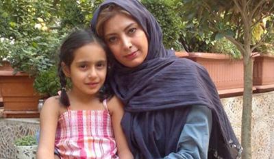 لادن طباطبایی الگوی یک مادر نمونه سینمای ایران با سینما خداحافظی کرد