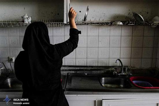 انتشار تصاویری از خوابگاه دختران که تا حالا ندیدید