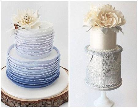 جدید ترین نمونه های کیک های عروسی 2015