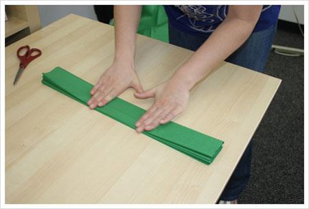 آموزش ساخت گل کاغذی برای جشن ها