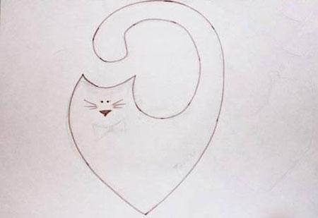 آموزش ساخت گربه های عاشق