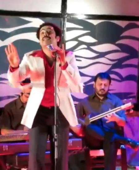 سپند امیرسلیمانی در نقش جلال همتی و رقص زیبایش