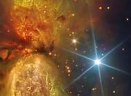 تصویری رویایی از فاصله 2000 سال نوری به زمین!
