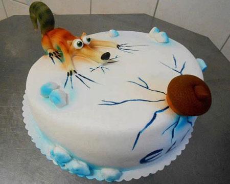 مدل کیک های جالب جشن تولد