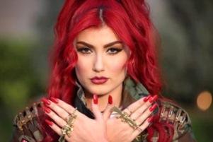 تصاویر زیباترین خواننده زن ایرانی در فهرست داعش