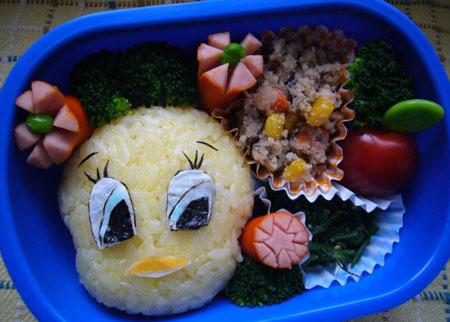 دیزاین جالب و جدید غذای کودکان