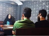 علت نیمه رها شدن مصاحبه آزاده نامداری