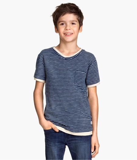 جدیدترین مدل پیراهن و تی شرت پسر انه 2018