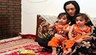 زن ایرانی به خاطر نجات شوهرش از اعدام دو قلو هایش را میفروشد