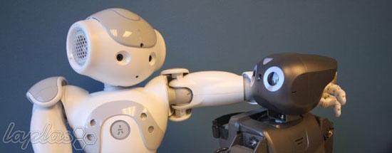 این روبات ها از آینده آمده اند