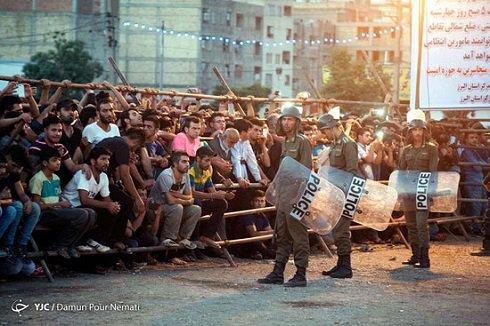 تصاویر  18 اعدام 3 متجاوز به عنف در کرج