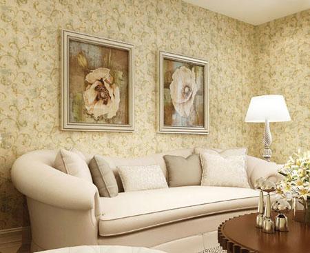 انتخاب کاغذ دیواری مناسب برای دیزاین منزل و محل کار