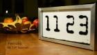 اختراع عجیب ترین ساعت دنیا به صورت مایع مغناطیسی